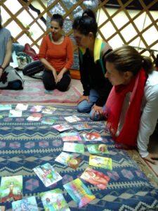Mother Nature Journey course participants