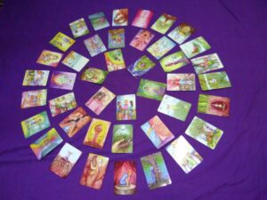 mother nature cards