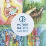 box cover of Mother Nature card deck