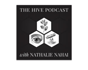 The Hive Podcast logo